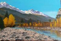 Haute Maurienne, couleurs d'automne