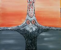 l'oiseau volcanique