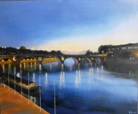 Le Pont Neuf à Toulouse