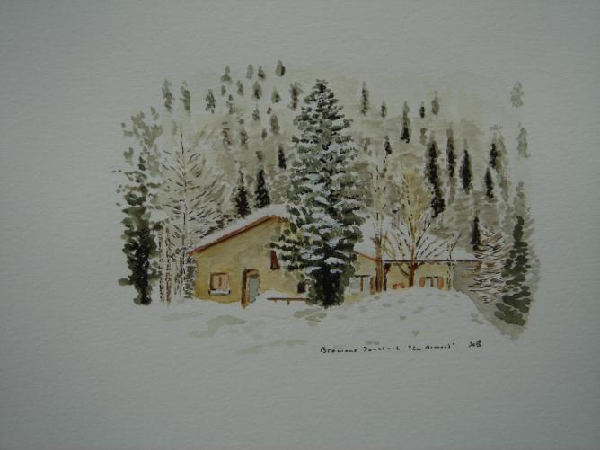 Mes voisins et amis, jan 2012