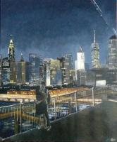 N-Y Brooklyn Bridge